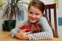 Чудо ягодница большой урожай