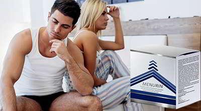 Менурин от простатита