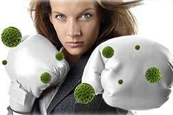 Спрей кандистон укрепляет иммунитет