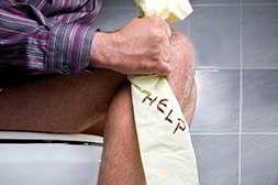 После применения ректина поврежденные трещины заживают