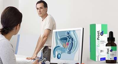 Капли EcoProst от простатита.