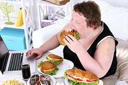 Appetex способствует установлению нового алгоритма пищевого поведения без переедания.