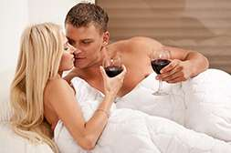 Eros Spirit совместимость с алкоголем.