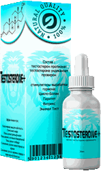 Препарат Testosterone+ мини версия.